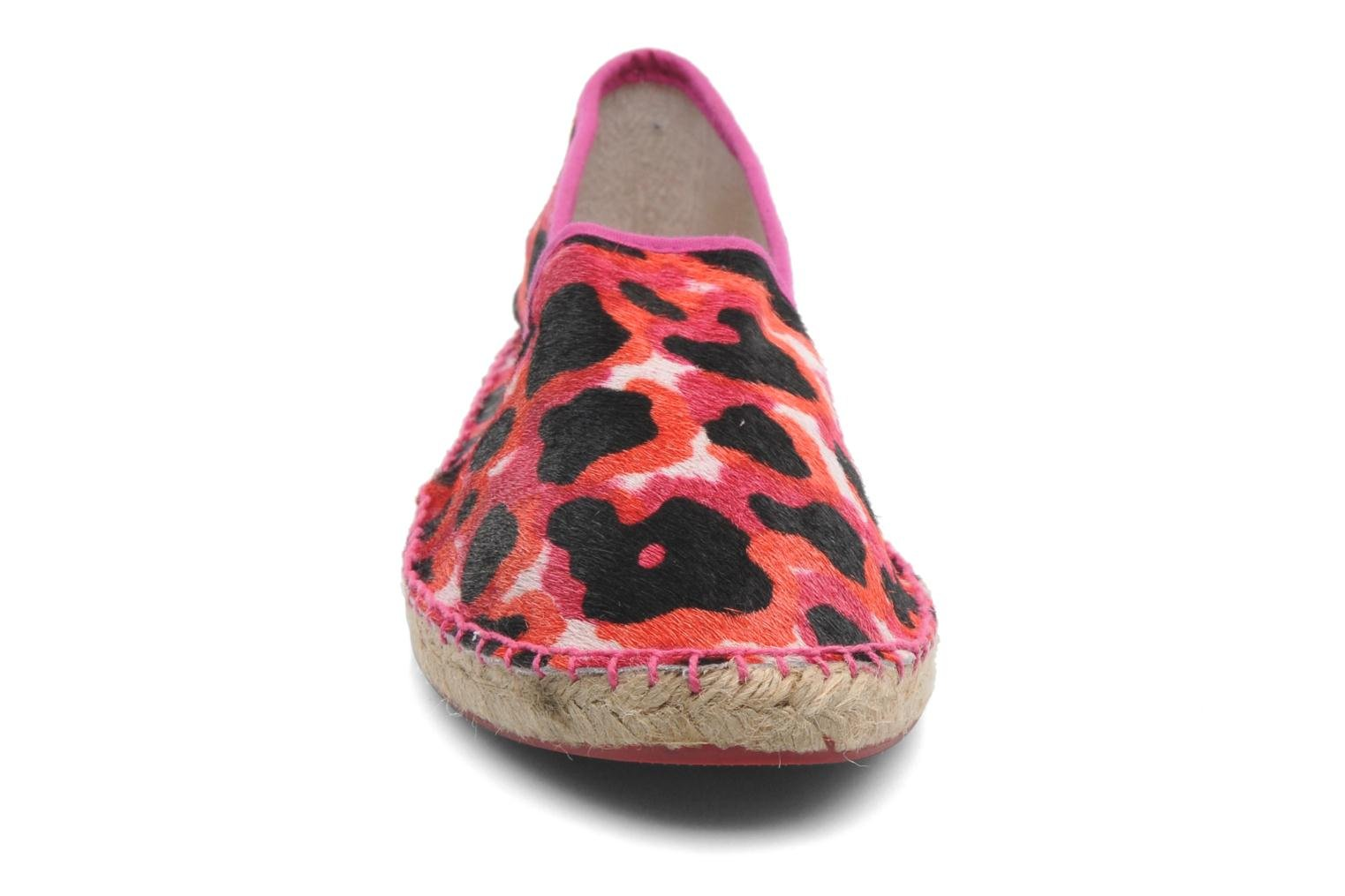Espadrilles Colors of California Lucy Pink model view