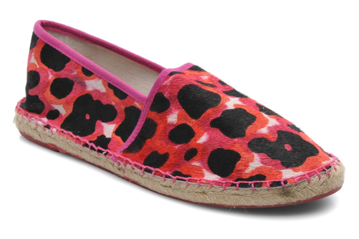 Espadrilles Colors of California Lucy Pink detailed view/ Pair view