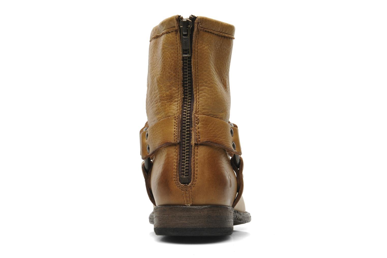 Boots en enkellaarsjes Frye Philip Harness Bruin rechts