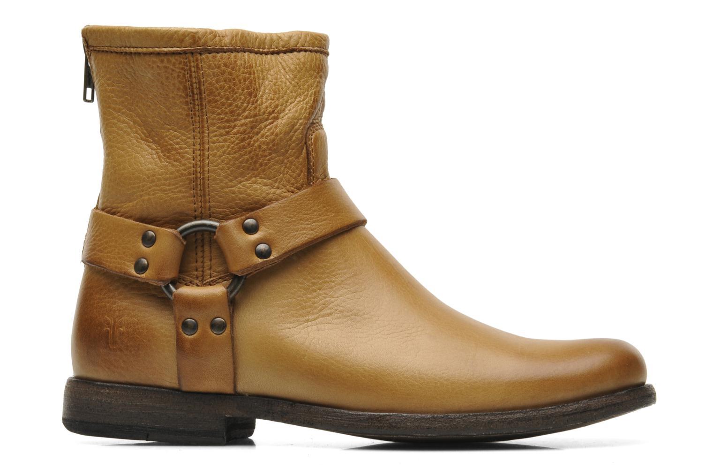 Boots en enkellaarsjes Frye Philip Harness Bruin achterkant