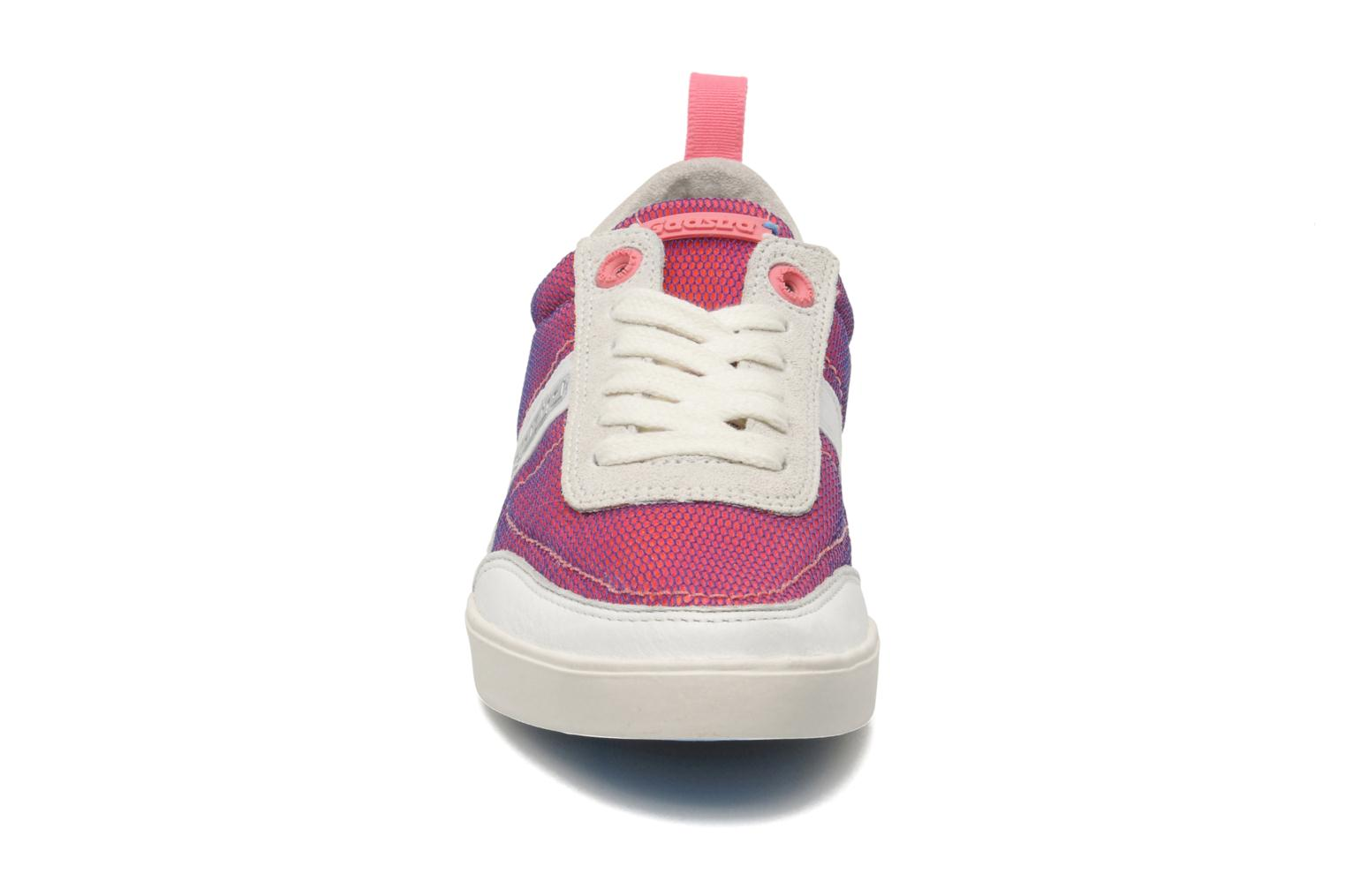 Baskets Gaastra Seizing sport Rose vue portées chaussures
