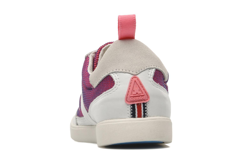 Sneaker Gaastra Seizing sport rosa ansicht von rechts