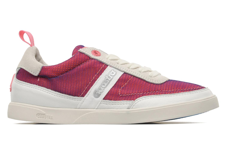 Sneaker Gaastra Seizing sport rosa ansicht von hinten