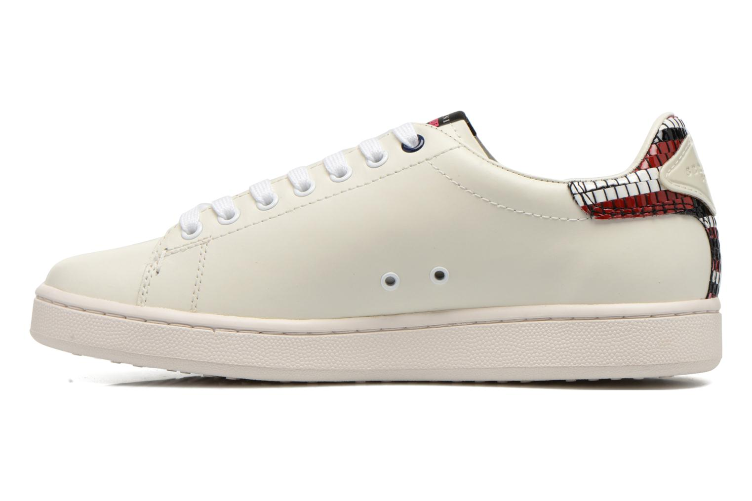 J.Connors White red blue