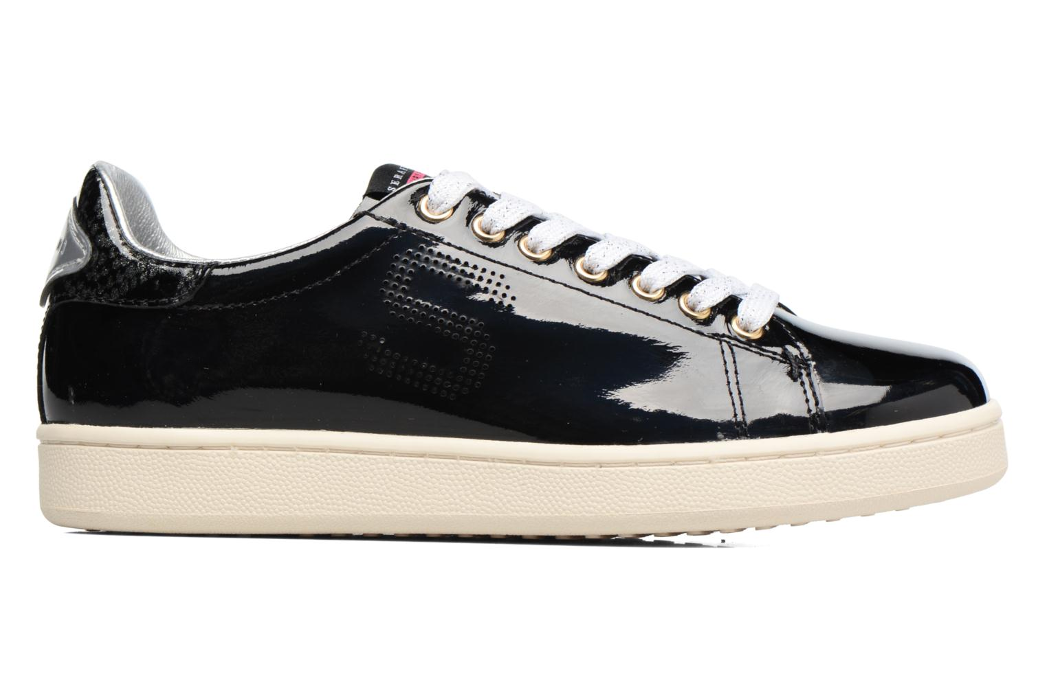Trainers Serafini J.Connors Black back view