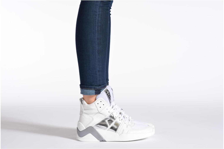 Sneakers Serafini Chicago 2 Wit onder