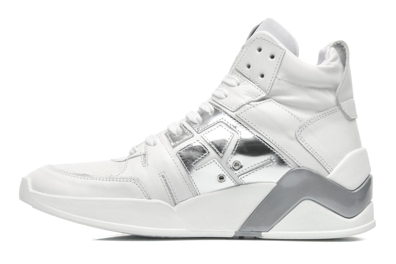 Sneakers Serafini Chicago 2 Wit voorkant