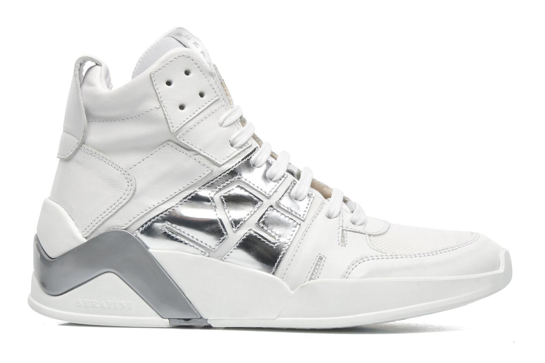 Sneakers Serafini Chicago 2 Wit achterkant