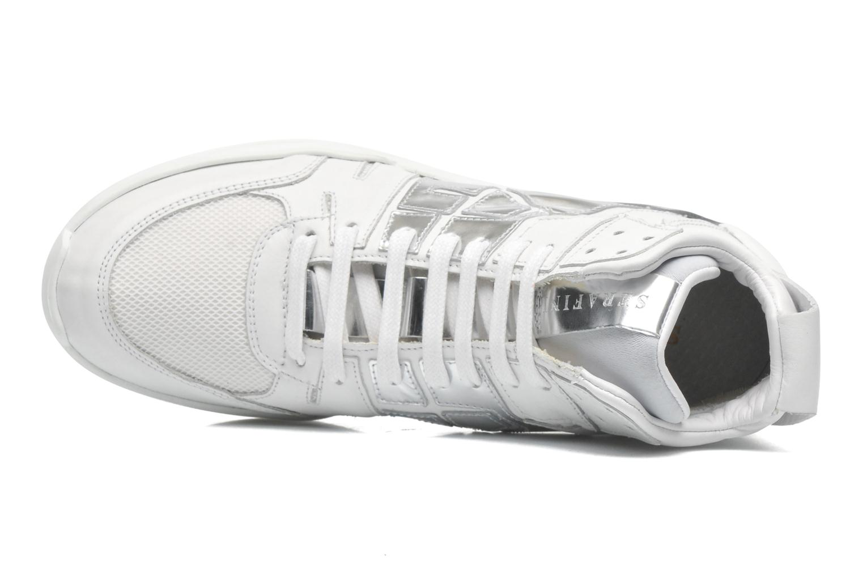 Sneakers Serafini Chicago 2 Wit links
