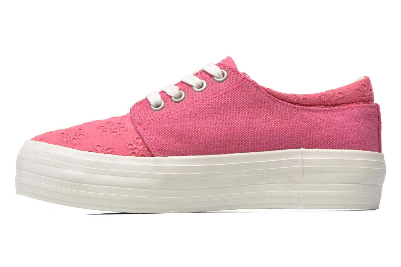 Sneakers Coolway Dea Roze voorkant