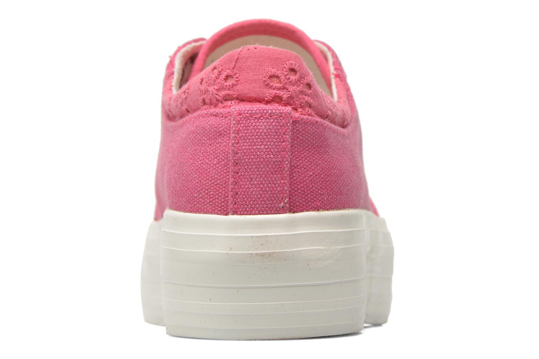 Sneaker Coolway Dea rosa ansicht von rechts