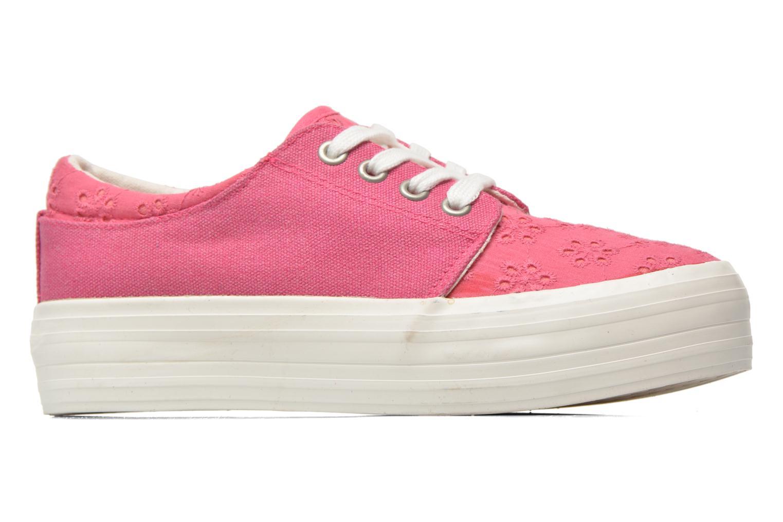 Sneakers Coolway Dea Roze achterkant
