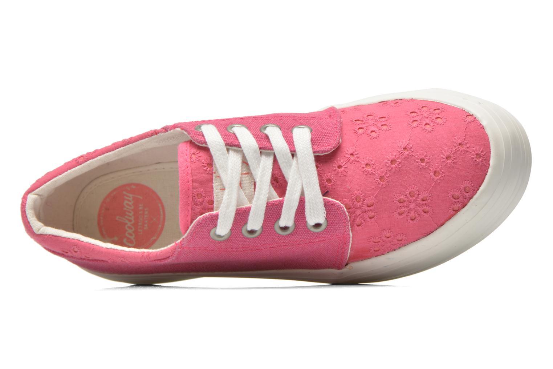 Sneaker Coolway Dea rosa ansicht von links