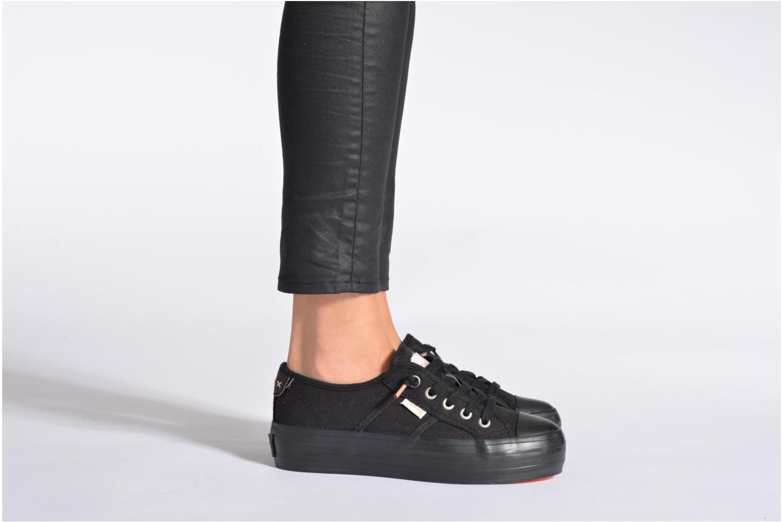 Sneakers Coolway Daniela Zwart onder