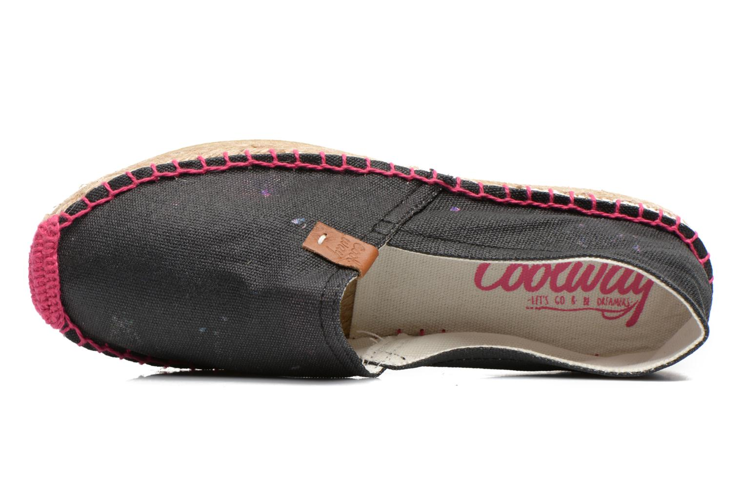 Espadrilles Coolway Jackie Multicolor view from the left