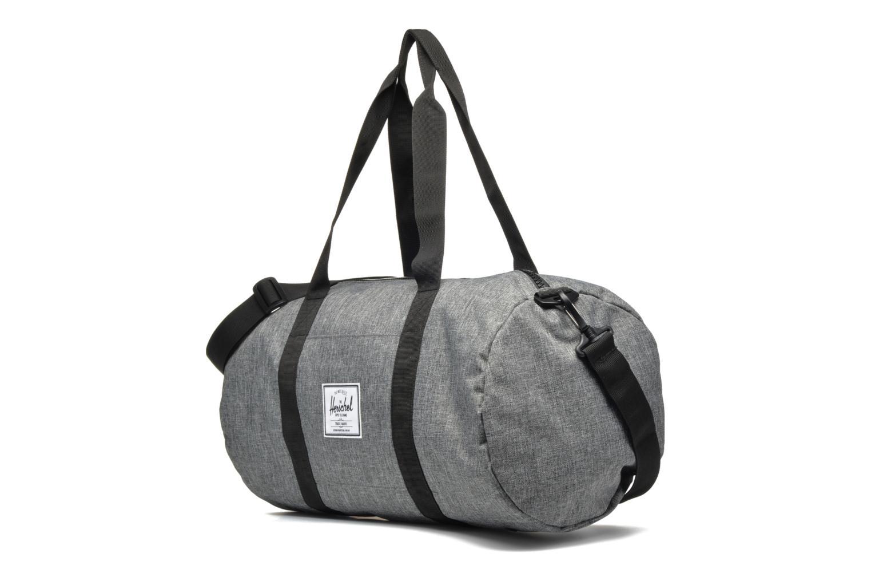 Sporttaschen Herschel Sutton mv grau schuhe getragen