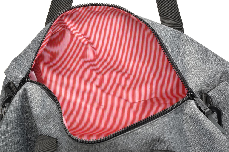 Sporttaschen Herschel Sutton mv grau ansicht von hinten