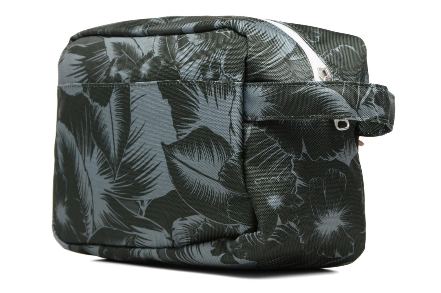 Luggage Herschel Chapter Green view from the right