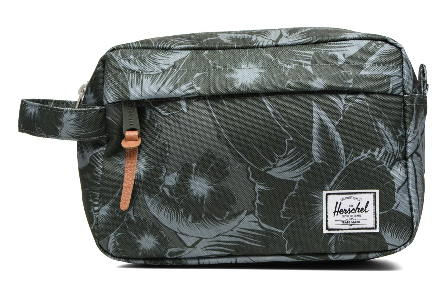 Luggage Herschel Chapter Green detailed view/ Pair view