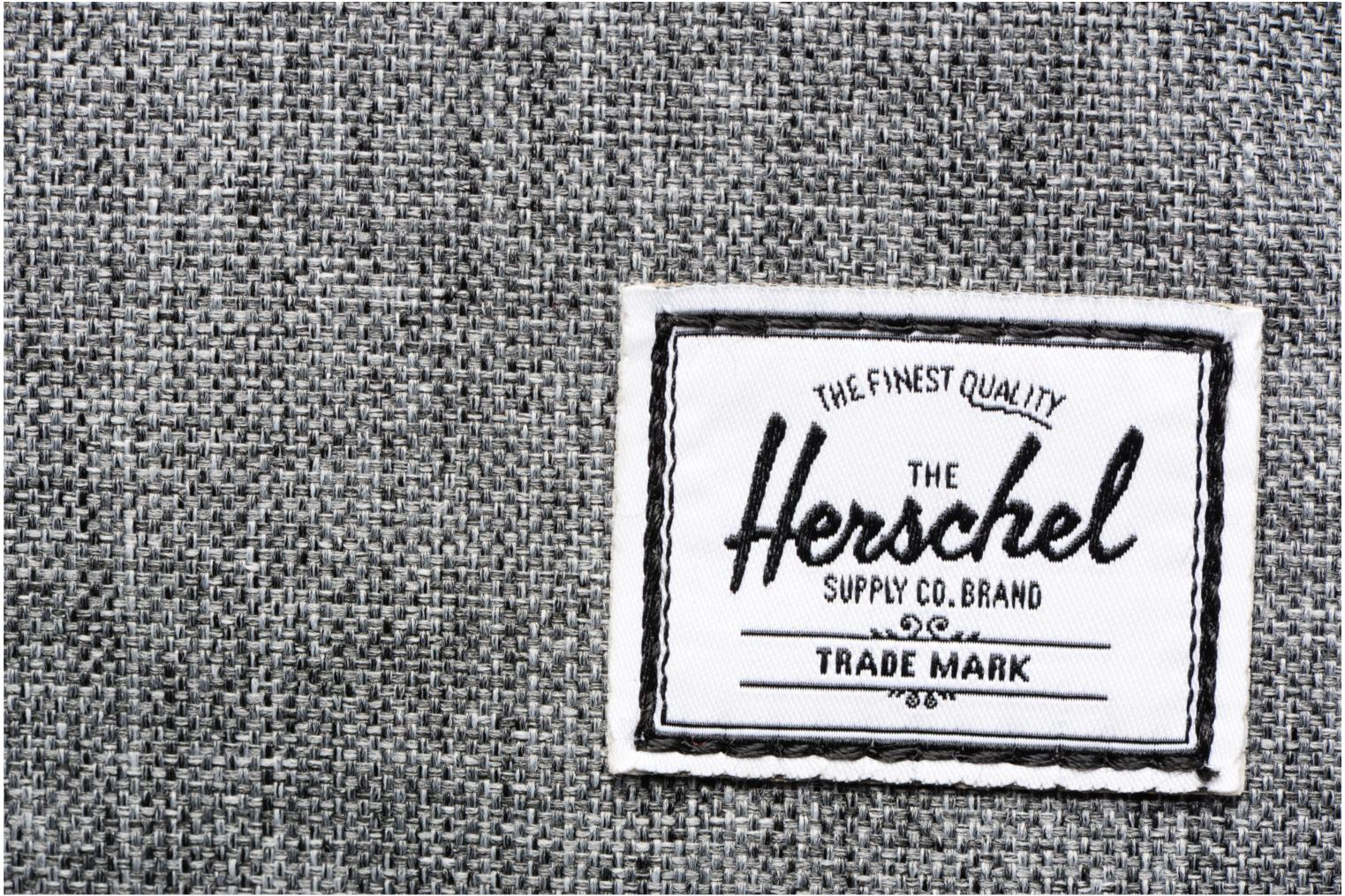 Luggage Herschel Chapter Grey view from the left