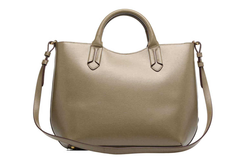 Handbags Lauren by Ralph Lauren Tate Convertible tote Green front view