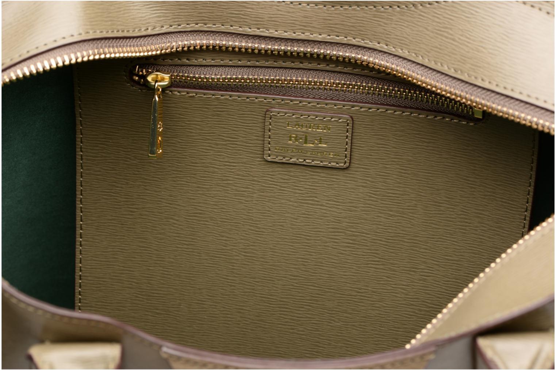 Handbags Lauren by Ralph Lauren Tate Convertible tote Green back view