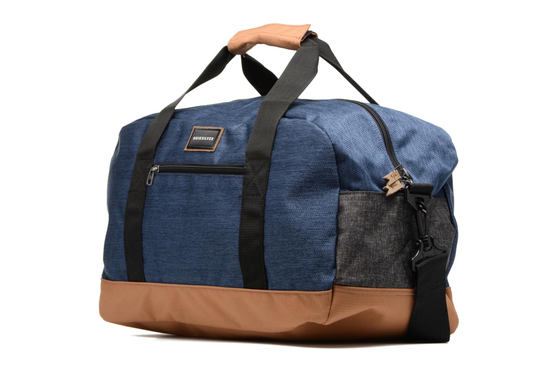 Sporttaschen Quiksilver Small Shelter blau schuhe getragen