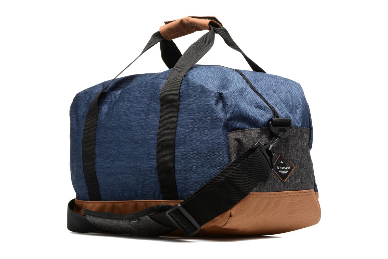 Sporttaschen Quiksilver Small Shelter blau ansicht von rechts