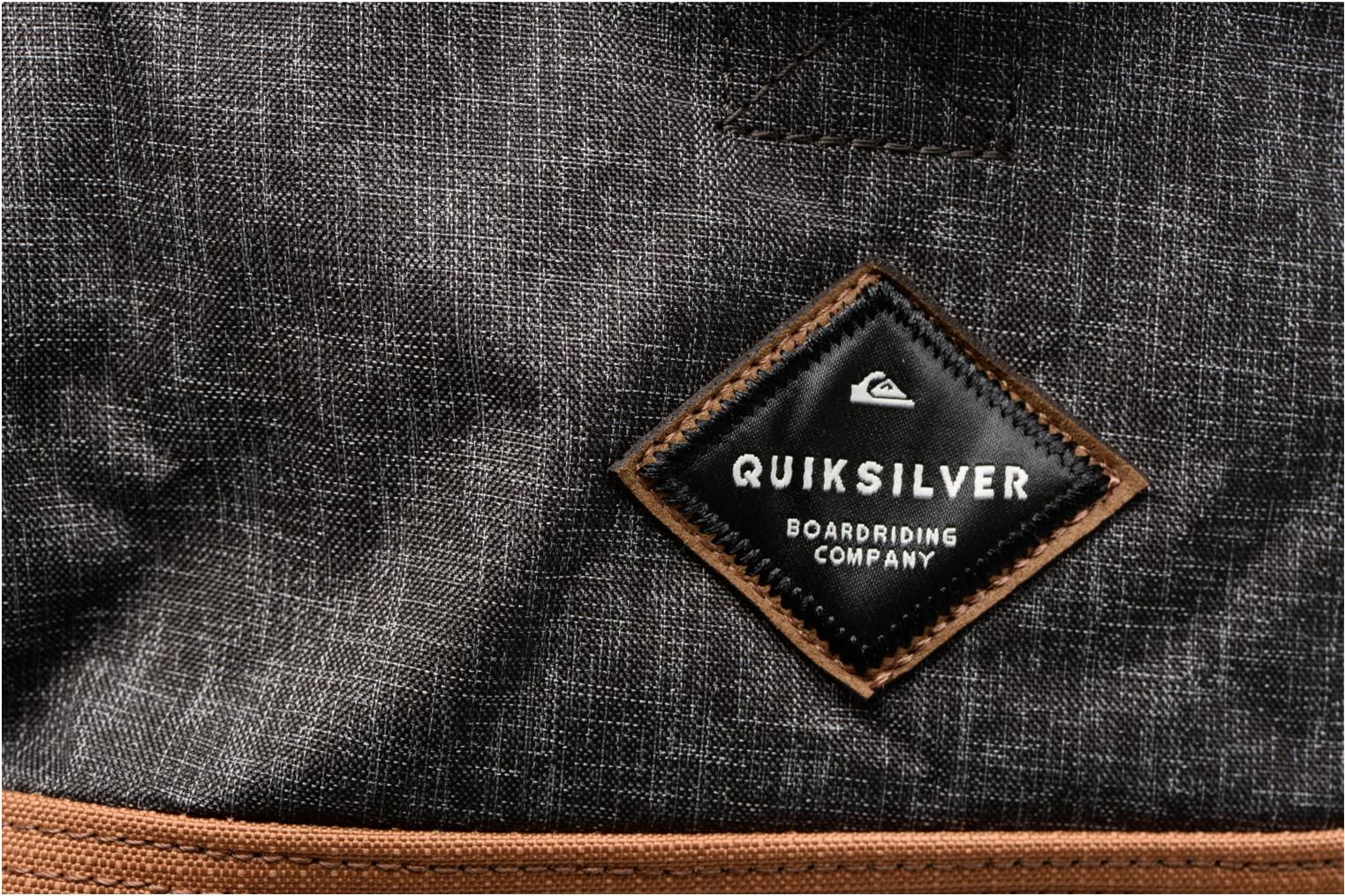 Sports bags Quiksilver Small Shelter Blue view from the left