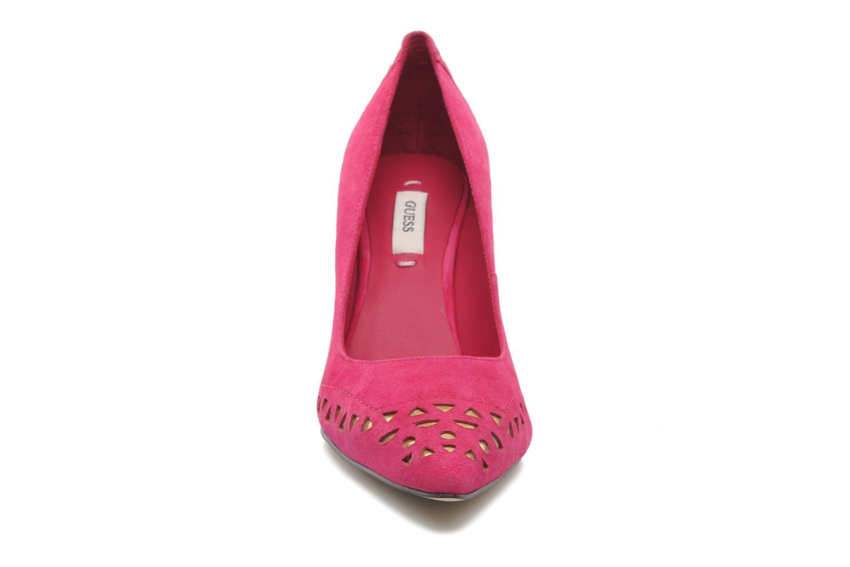Escarpins Guess Elsie Rose vue portées chaussures
