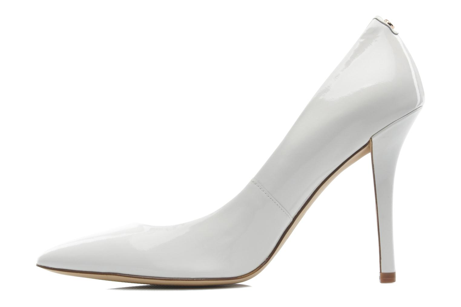 High heels Guess Plasmia 3 White front view