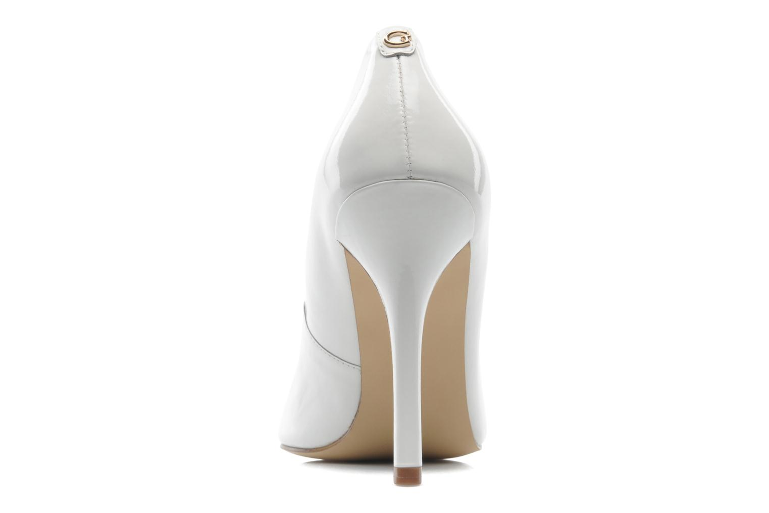 High heels Guess Plasmia 3 White view from the right