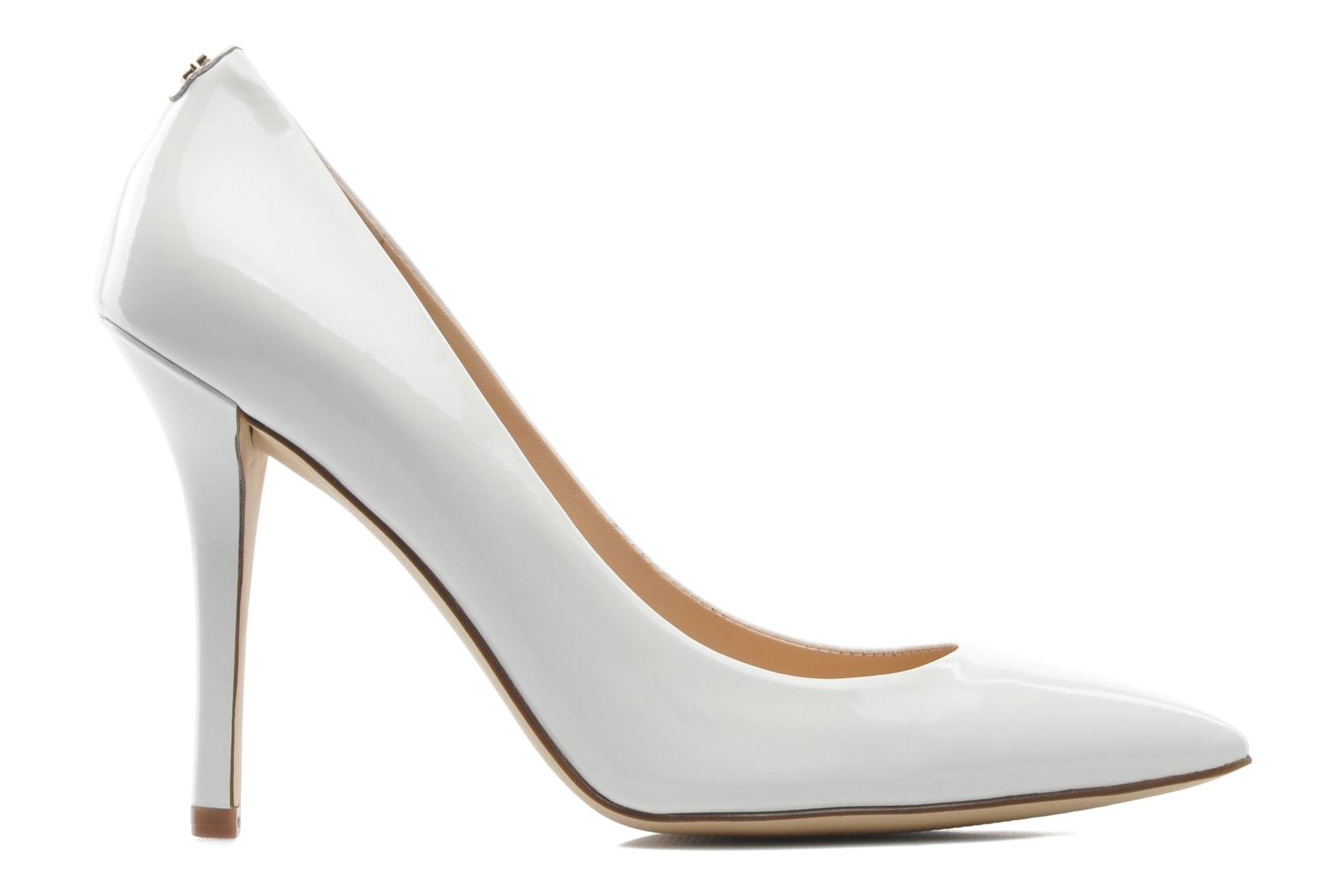 High heels Guess Plasmia 3 White back view