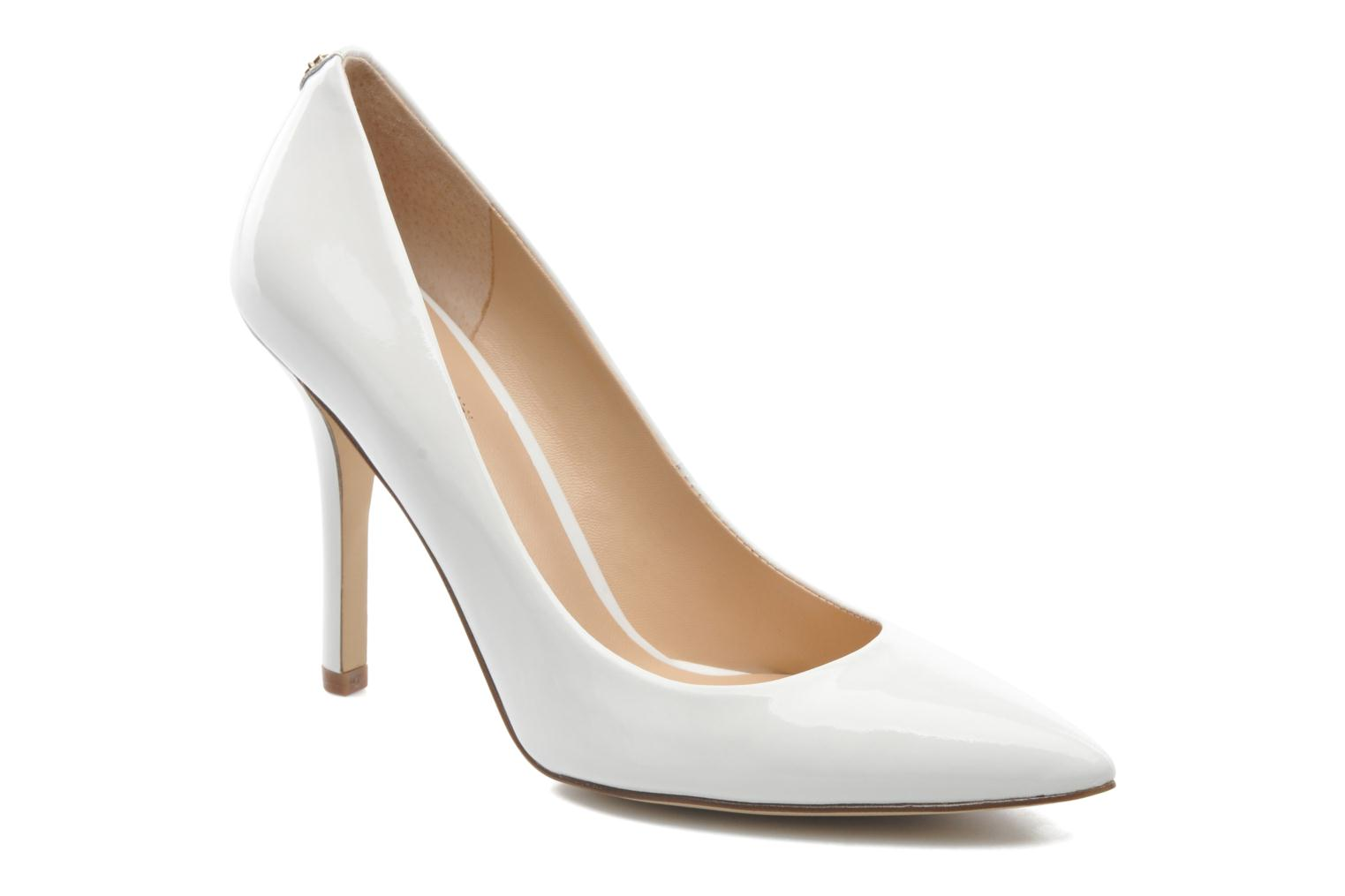 High heels Guess Plasmia 3 White detailed view/ Pair view