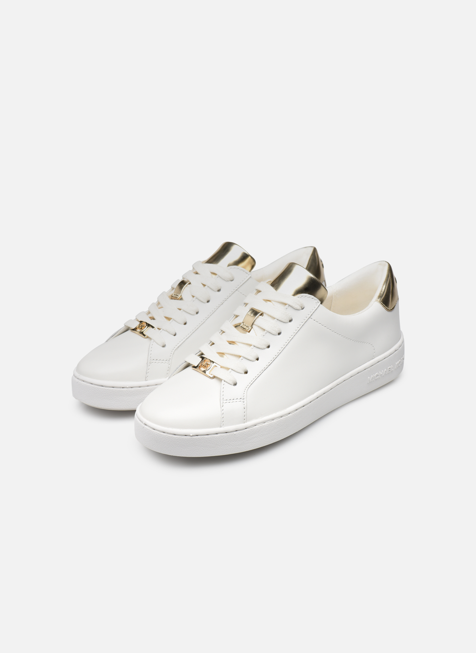 Sneakers Michael Michael Kors Irving Lace Up Wit onder