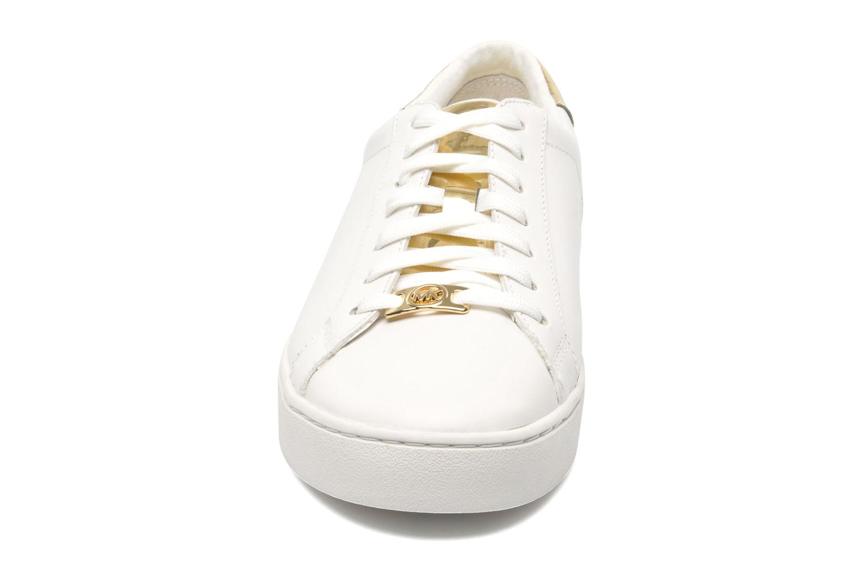 Sneakers Michael Michael Kors Irving Lace Up Vit bild av skorna på