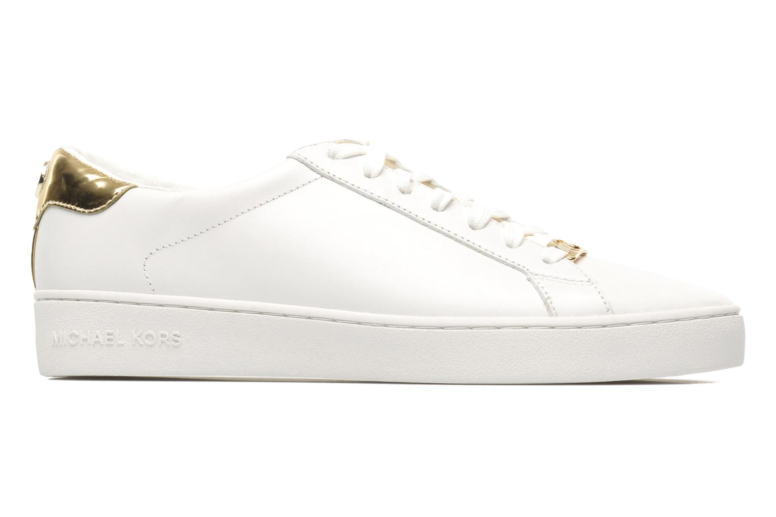 Trainers Michael Michael Kors Irving lace up White back view