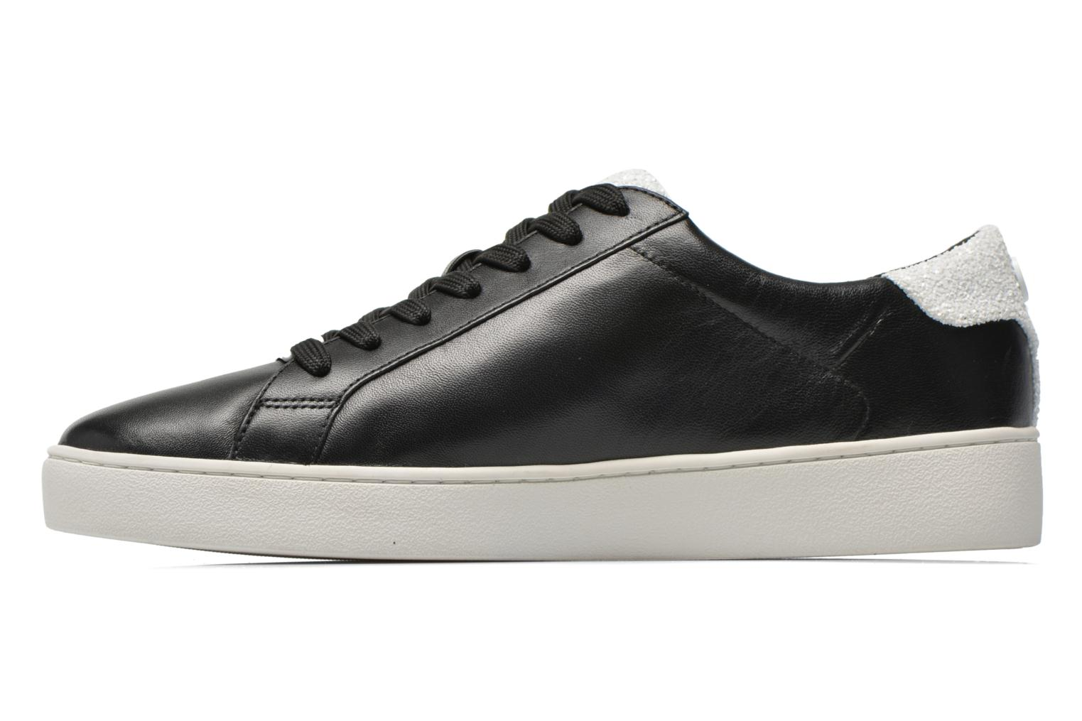 Irving lace up Black 001
