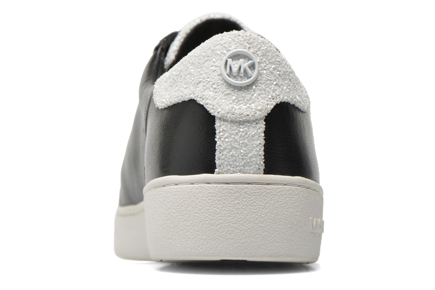 Sneakers Michael Michael Kors Irving Lace Up Nero immagine destra