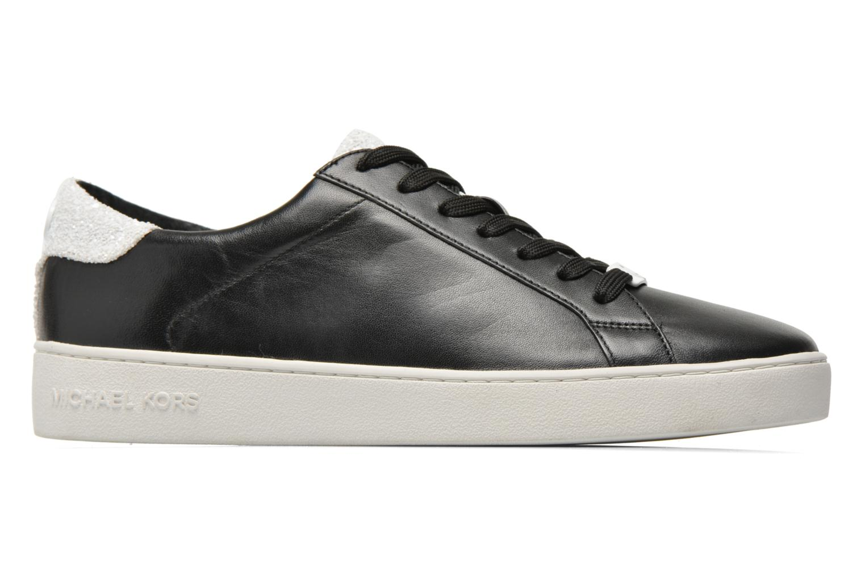 Sneakers Michael Michael Kors Irving Lace Up Svart bild från baksidan