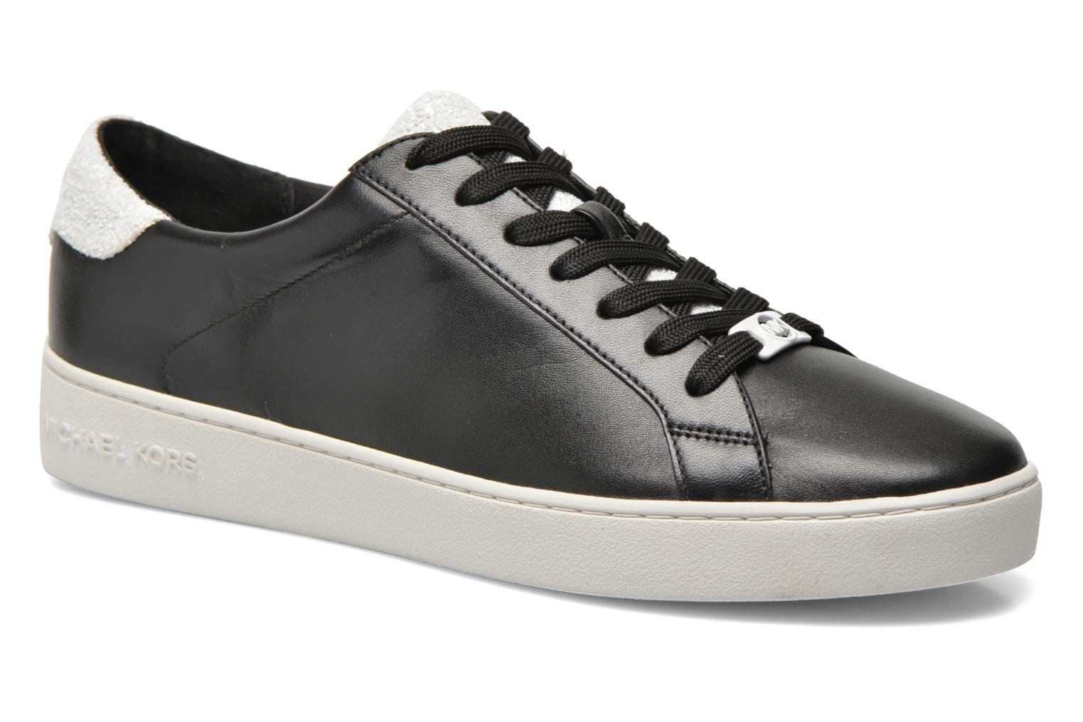 Sneakers Michael Michael Kors Irving Lace Up Zwart detail