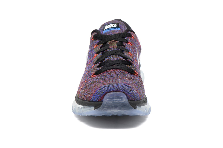 Chaussures de sport Nike Nike Flyknit Max Multicolore vue portées chaussures