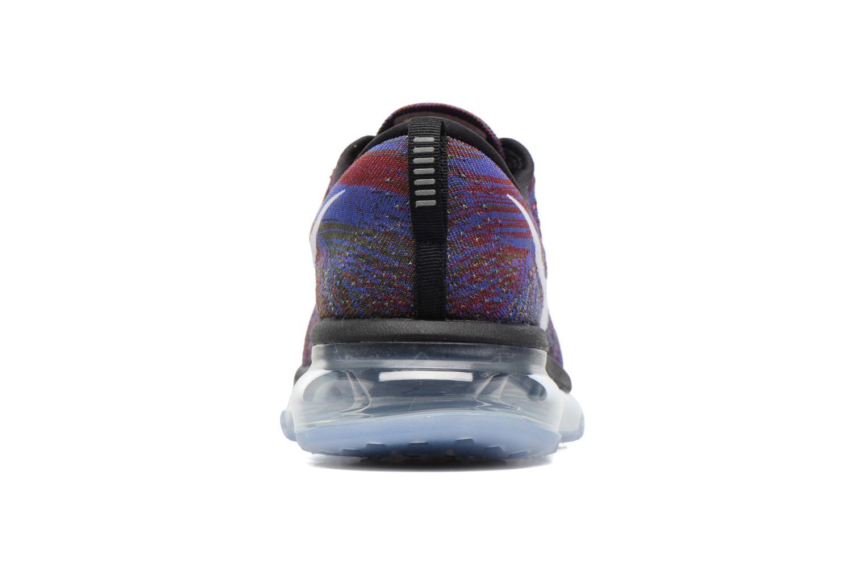 Sportschuhe Nike Nike Flyknit Max mehrfarbig ansicht von rechts