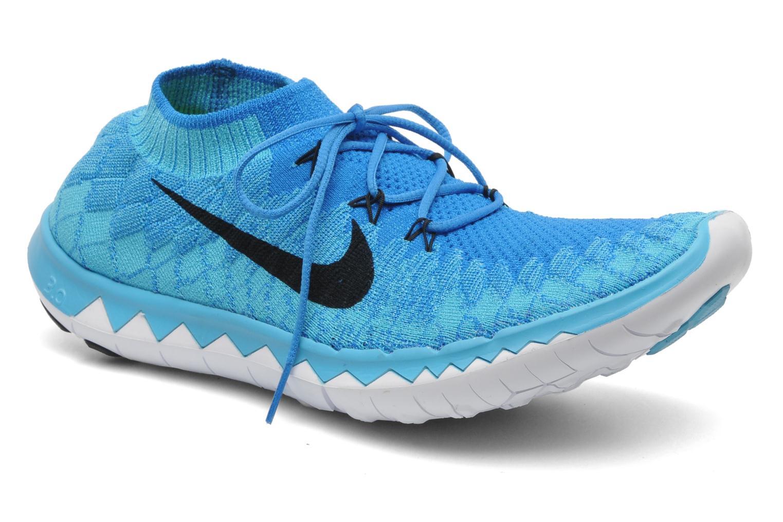 Nike Nike Free 3.0 Flyknit (Azul) - Zapatillas de deporte chez ...