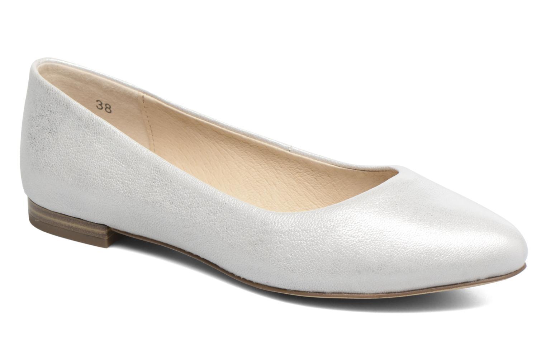 Ballerinas Caprice Vinyle silber detaillierte ansicht/modell