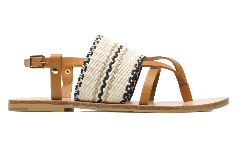Sandales et nu-pieds See by Chloé Kenna II Multicolore vue derrière