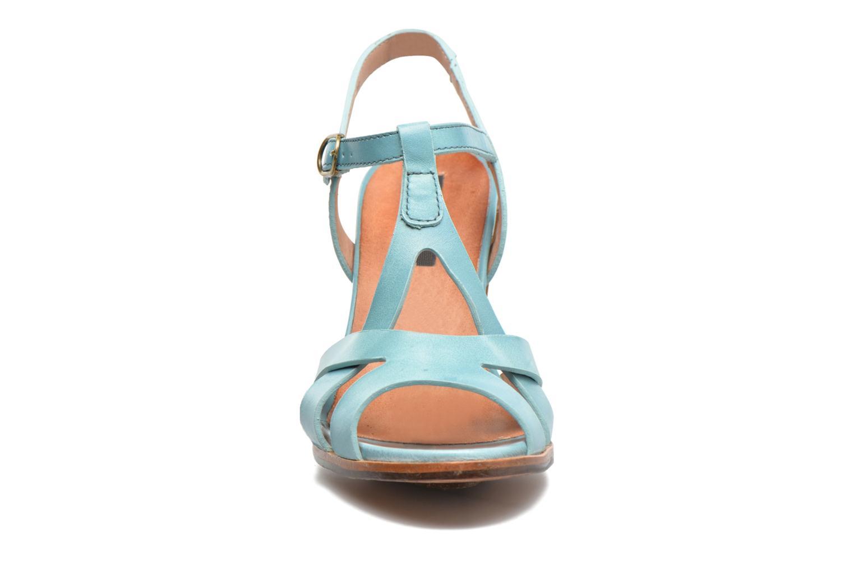Sandales et nu-pieds Neosens Gloria 193 Bleu vue portées chaussures