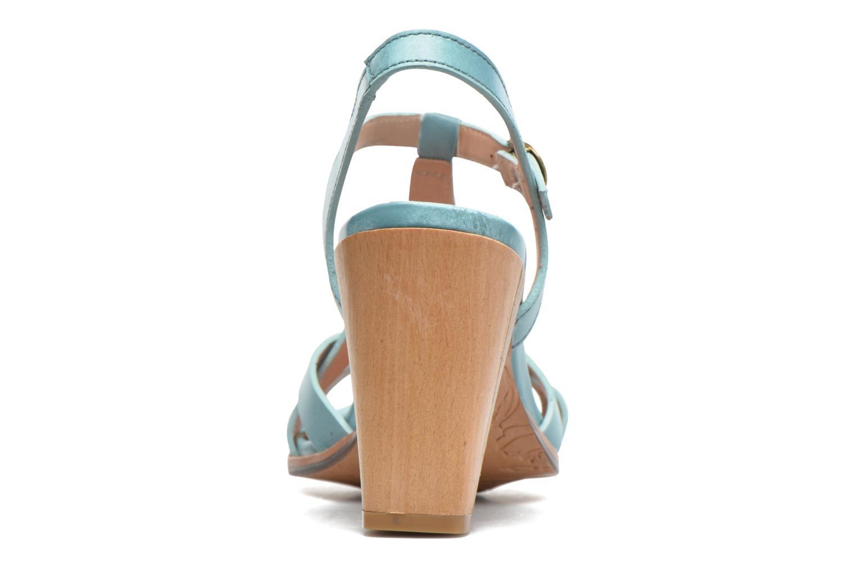 Sandales et nu-pieds Neosens Gloria 193 Bleu vue droite