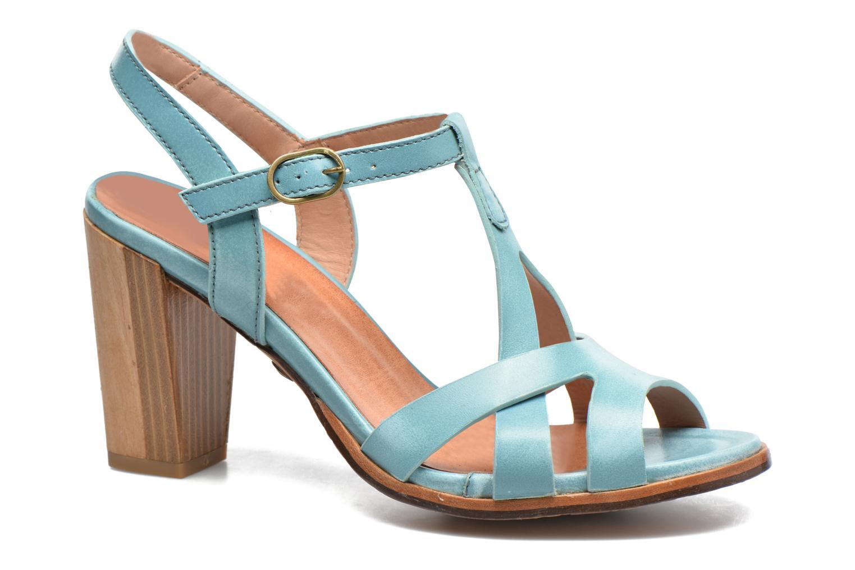 Sandales et nu-pieds Neosens Gloria 193 Bleu vue détail/paire