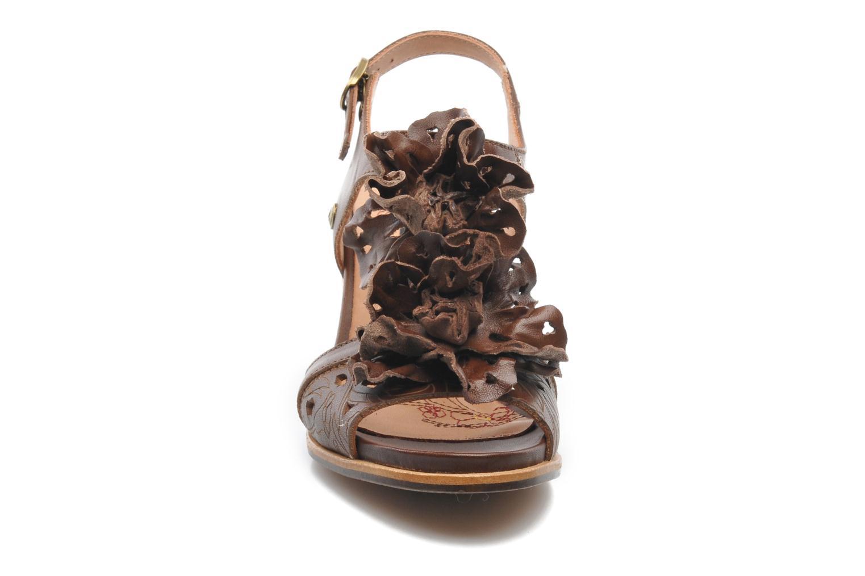 Sandales et nu-pieds Neosens Noah 229 Marron vue portées chaussures